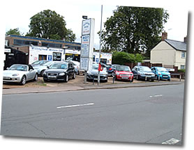 Willingham Motors Ltd Garage